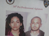 Harlem Couple Branded 'Professional Agitators' in NYPD 'Wanted' Poster
