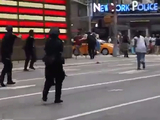 VIDEO: Police Shoot and Kill Knife-Wielding Man Near Times Square