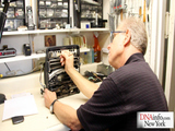 Staten Island Typewriter Repairman Dreams of Machine's Return to Glory