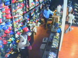 Cops Search for Five Men Wanted for Armed Sneaker Store Robbery