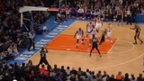 Spurs Player Sprains Ankle Tripping Over Mayor's Waitress at Knicks Game
