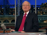 Letterman, Fallon Tape Late Shows to No Applause