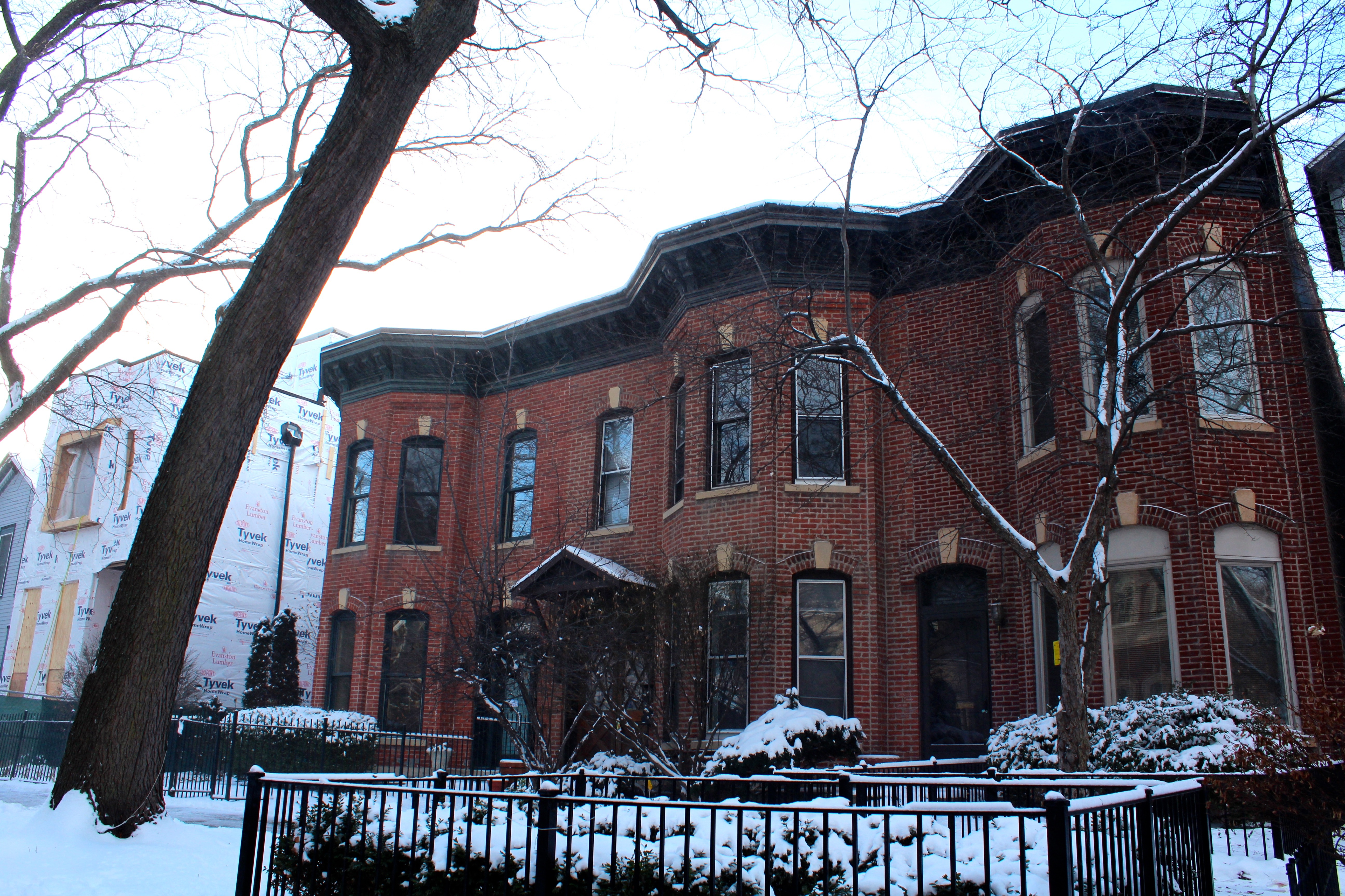 Lincoln Park Megamansions On The Rise Including One Seven Lots