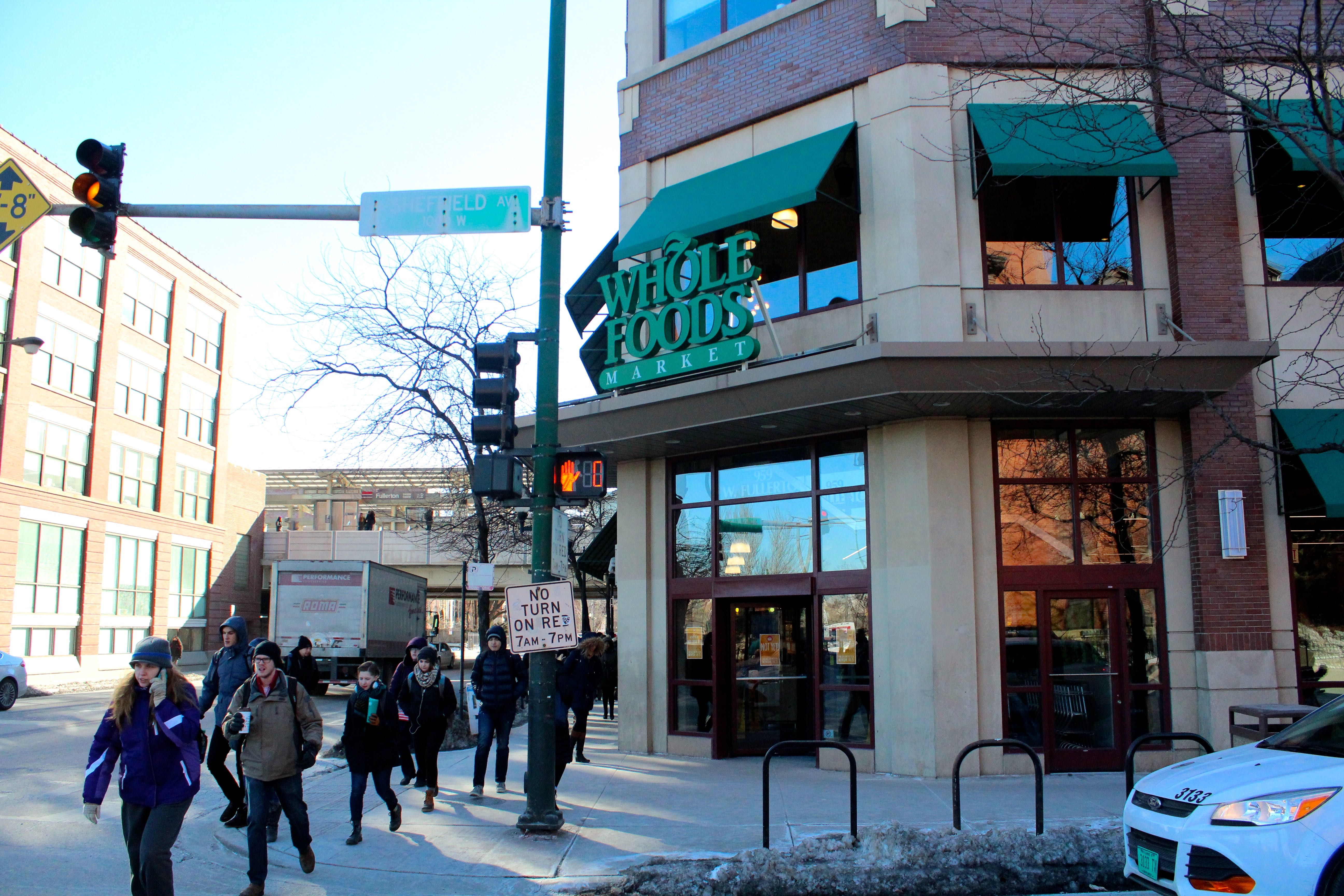 Lakeview Whole Foods Grand Opening