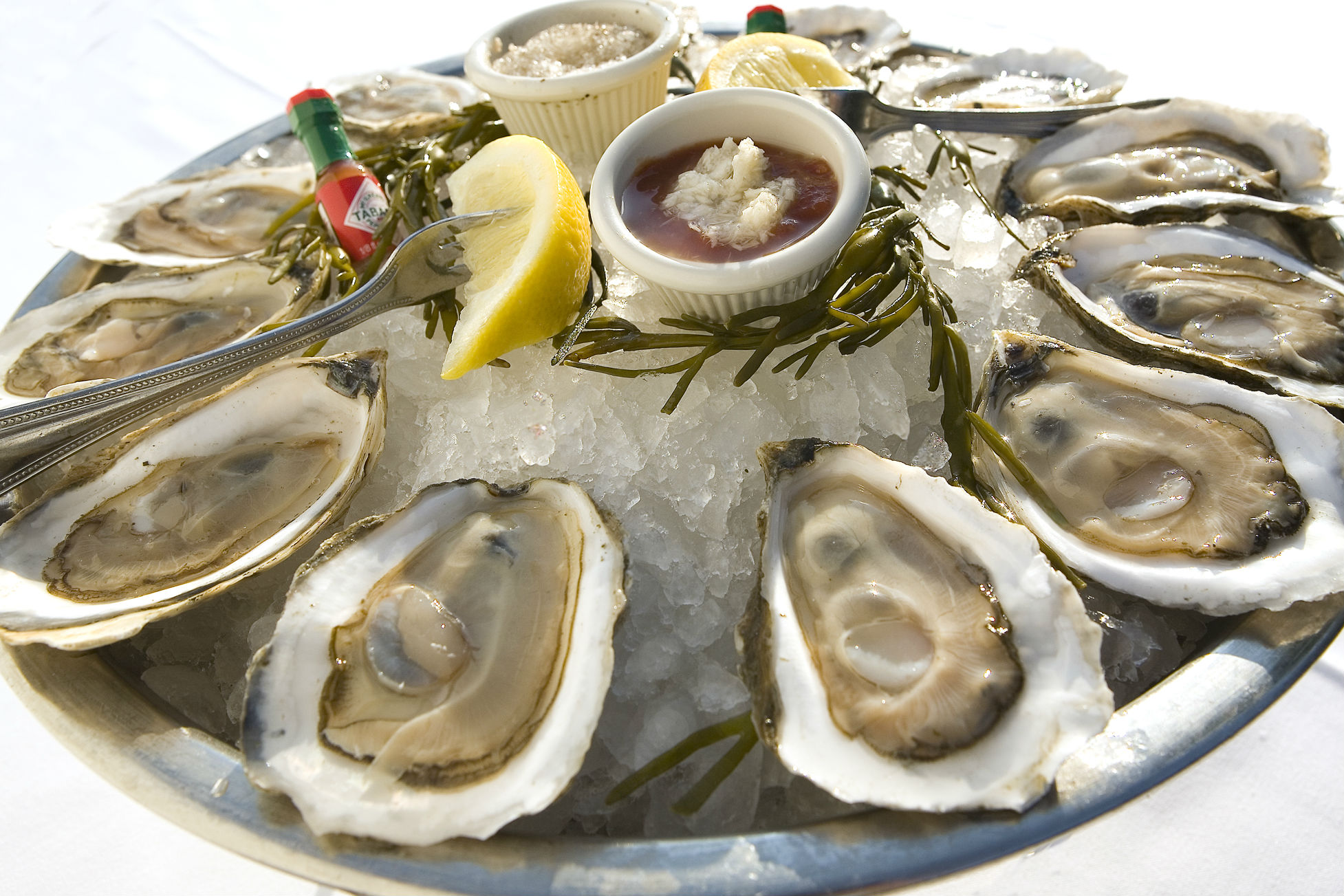 Shaw S Oyster Fest Welcomes Out Of Town Restaurants Growers River North Chicago Dnainfo