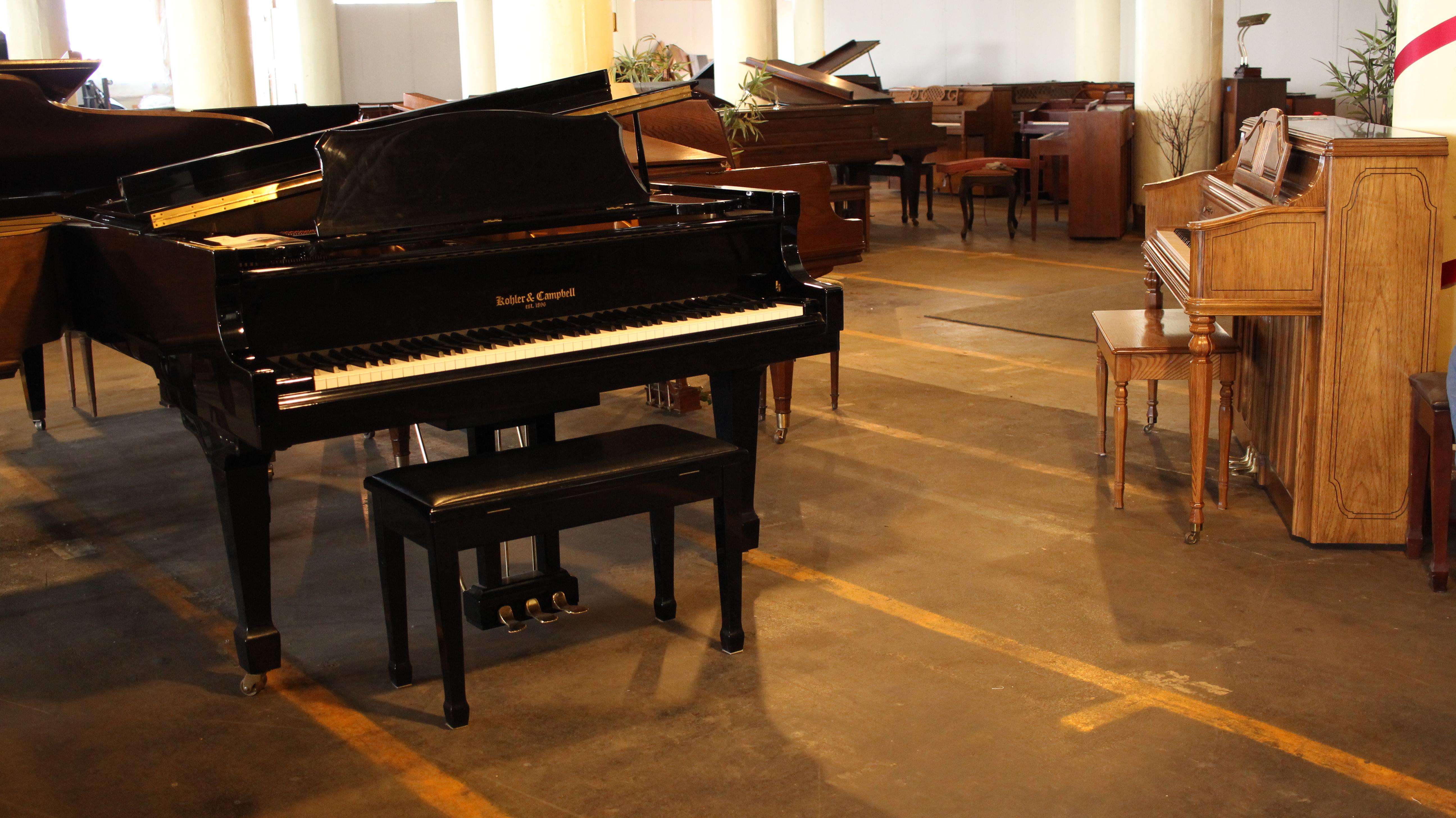Need a piano south side warehouse is a treasure trove for Yamaha piano dealer near me