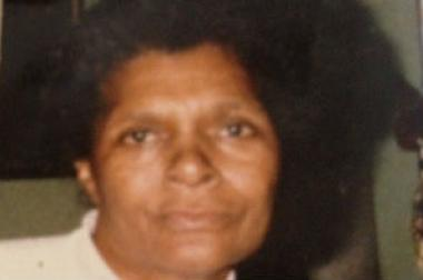 Bessie Manning, 85, was killed in a hit-and-run Sunday in Austin.