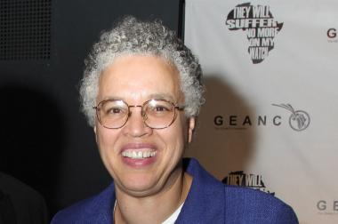 Cook County Board President Toni Preckwinkle is working to trim the population at Cook County Jail.