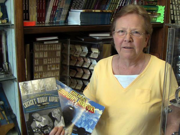 Midway Jewelry, which has been in business for 45 years, also sells books