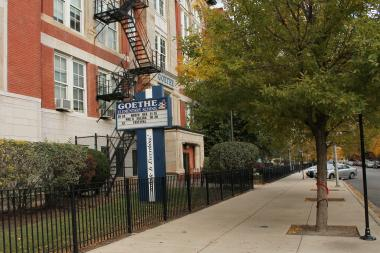 Goethe Elementary, 2236 N. Rockwell St., is just one of the many public schools in Logan Square to see its budget slashed in midyear cuts.