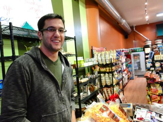 Garden Gourmet Market opened at 1130 N. Ashland Ave. in January 2012.