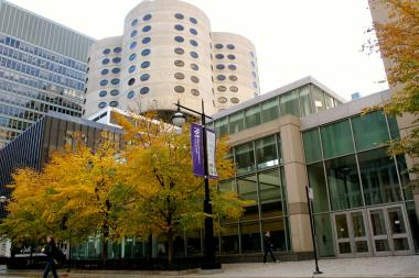 A man is suing Northwestern Memorial Hospital over the loss of his sperm he had stored there.