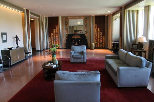 The Powhatan cooperative apartment building will be open for a rare viewing during an open house sponsored by the Chicago Architecture Foundation.