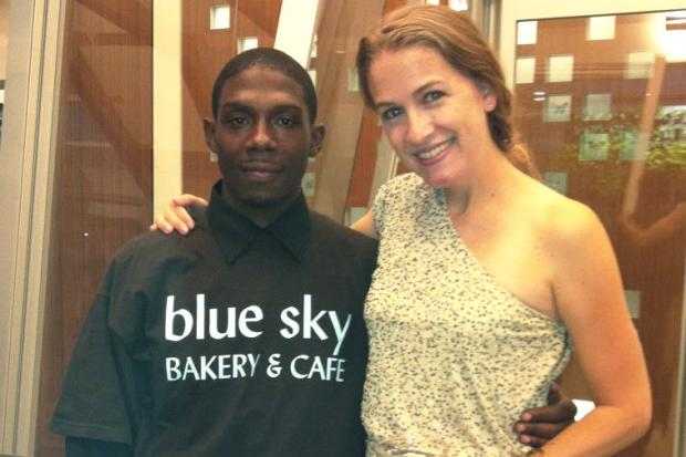 Blue Sky Bakery provides at-risk teens and young adults with employment skills.