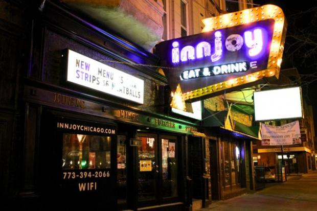 The owners of Innjoy  bar and restaurant at 2051 W. Division St. want a late night liquor license which would allow them to stay open until 5 a.m. on Sundays and 4 a.m. the rest of the week.