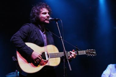 Wilco frontman Jeff Tweedy's Taste of Chicago concert has been canceled.