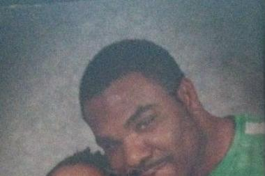 Jermaine Carter, pictured here with his wife Valerie, was shot and killed Sept. 25 outside his Pullman apartment.