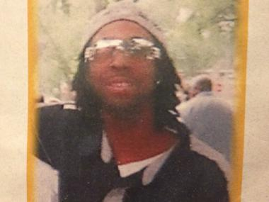 Julius Benford, 29, was gunned down in the 6300 block of South Evans Avenue on March 27, 2012.