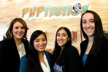 PUPtection, an animal health and nutrition center opened at 1755 W. North Ave., in a space that formerly housed a custard shop. The storefront offers nutrition counseling, customized meal plans, homemade food and popular organic brands, such as Orijen.