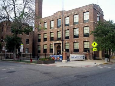 St. Andrew School is located at 1710 W. Addison St.