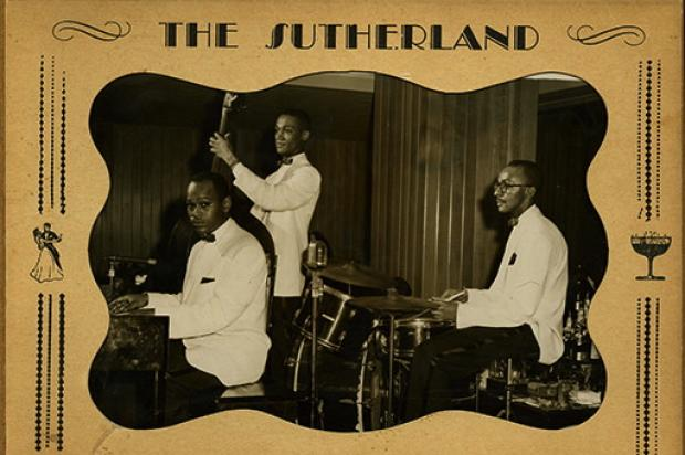 The Sutherland Hotel will reopen in December. The building, once home to jazz legends, fell into decline.