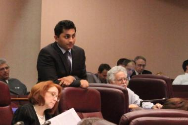 Ald. Ameya Pawar (47th) cheered new consumer-protection laws passed by the City Council Thursday.