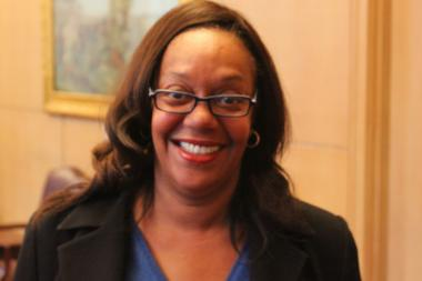 Ald. Leslie Hairston remains uncommitted in the endorsement process.