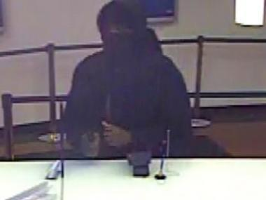 The FBI is seeking this man in connection to a Loop bank robbery on Dec. 21, 2012.