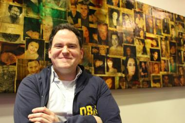 "Barry Hite, a Second City touring company member, will perform ""Barry Hite: Charisma Machine"" as part of the 2013 Chicago Sketch Comedy Festival."