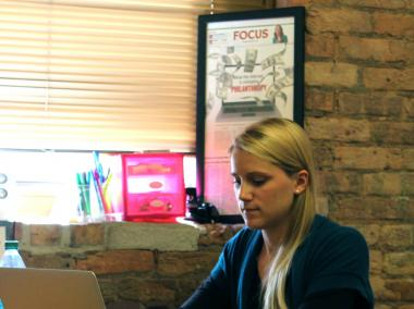 Brittany Martin Graunke is enhancing Zealous Good's technology to make it easier for donors and nonprofits to hook up.