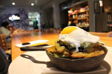 Pl-zen gastropub is now serving a weekend brunch.