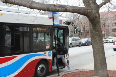 The University of Chicago is considering pulling its financial support for the 172 bus route serving the residents of Regents Park and two other routes.