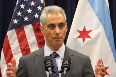 Mayor Rahm Emanuel challenged aldermen opposed to the billboards to find $15 million in other revenue — or in cuts.