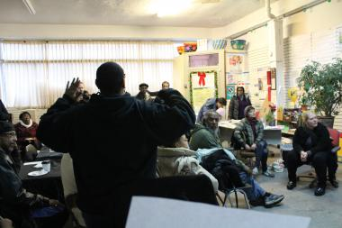 The Resident Association of Greater Englewood held first meeting of the new year on Tuesday.