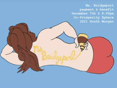 The Miss Bridgeport pageant, which invites men and women to be contestants, benefits the victims of domestic abuse.