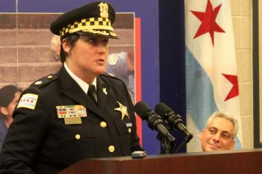 Melissa Staples, a 22-year veteran of the Chicago Police Department, will  serve as commander  of the new 'Near West' District when it opens this week at 1412 S. Blue Island Avenue.   The new $21 million facility absorbs the 12th and 13th districts.