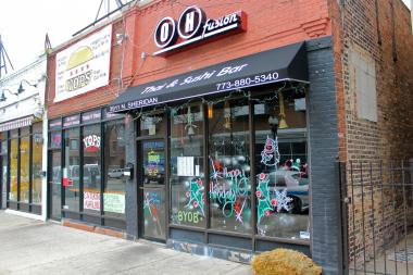 Oh Fusion, 3911 N. Sheridan Rd., became Nineface Thai and Sushi last year.