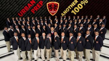 Parents and students can choose from dozens of charter schools, including Urban Prep Academy for Young Men, at the Sixth Annual New Schools Expo.