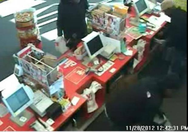 Police warned business owners to be on the lookout for two men who robbed a handful of South Side CVS stores in the past few months.