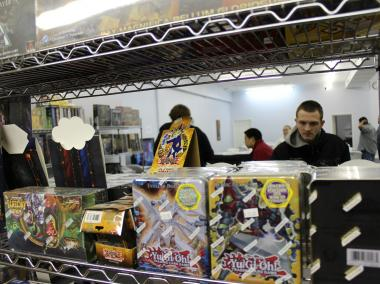 New comics and game store serves as gathering spot for Chicago gamers.