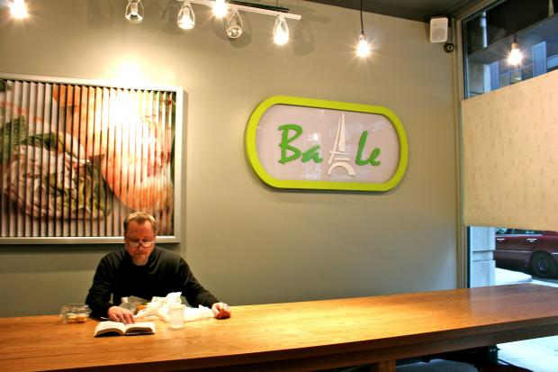 Beloved sandwich shop Ba Le opened its long-awaited downtown location.