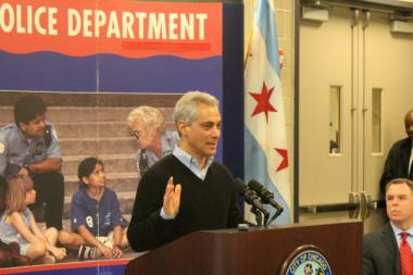 "In the wake of a shooting spree at a Connecticut elementary school Friday, Mayor Rahm Emanuel said Saturday that it is time for ""common sense"" gun laws."