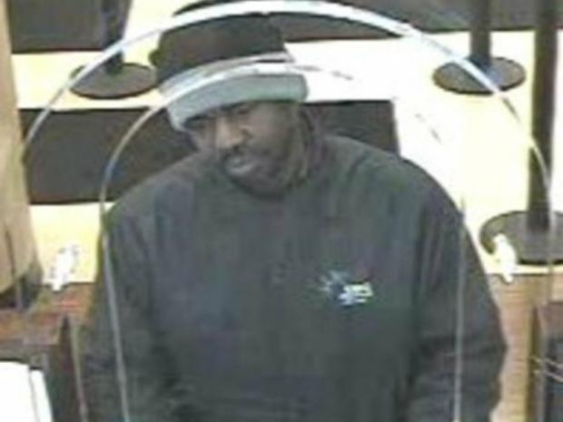 The Stringer Bell Bandit was wanted for a series of robberies in the loop.