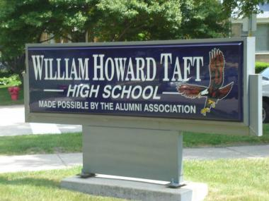 Ald. Tim Cullerton (38th) is warning residents of possible gun violence at Taft High School.