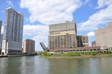 Wolf Point in the Fulton River District is at the center of a battle between area residents and developers.