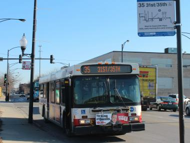 The group of neighborhood activists that fought for years to bring back the 31st Street bus are going to battle once again.