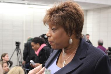 "Ald. Pat Dowell (3rd) said Hadiya Pendleton's anti-gang video may have even more impact now ""unfortunately."""
