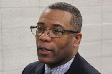 Ald. Walter Burnett Jr. says he hopes reassigning police