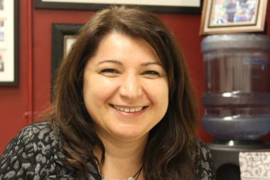 After four years as Disney II Magnet's appointed principal, Bogdana Chkoumbova was officially hired by the LSC as the school's top administrator.