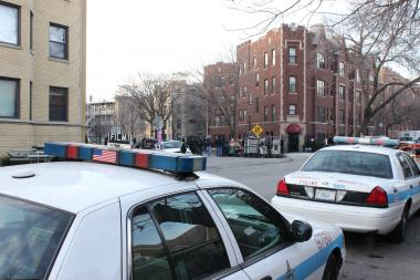 A man was shot in the shin in the 4800 block of West Van Buren Street on Saturday, Jan. 26, 2013.